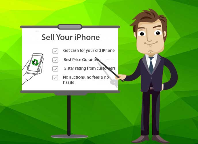Sell my iPhone - Handsetrecycle.com
